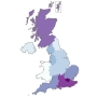New Estimates of Regional GDP in the UK